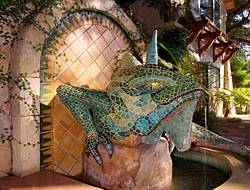 Ojai Tour Partner: The Emerald Iguana Inn